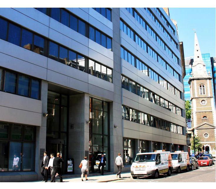 Aldgate EC3N Minories Office Space