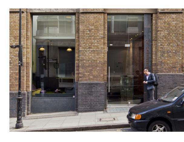 London EC1N Farringdon offices to let