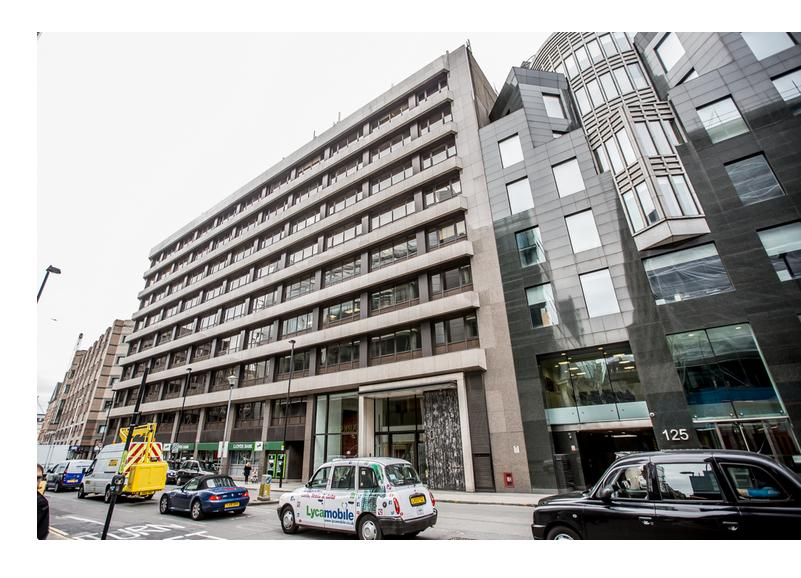 Finsbury Pavement Office Space London