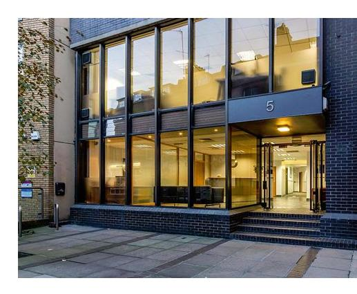 London EC1M offices to let Clerkenwell