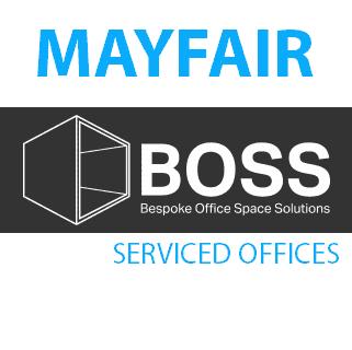 Mayfair Serviced Office Space