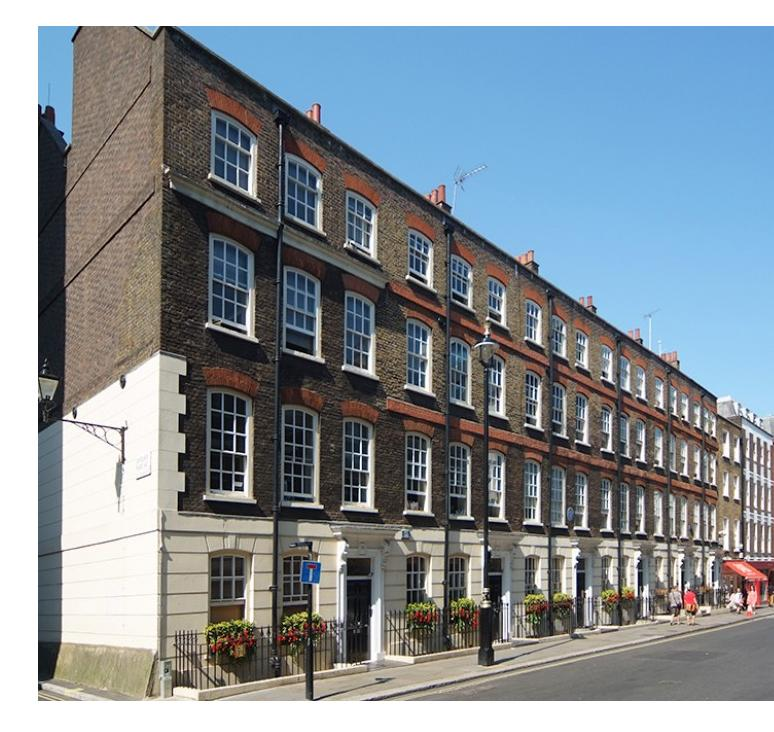 Soho offices to rent London W1F 7AJ
