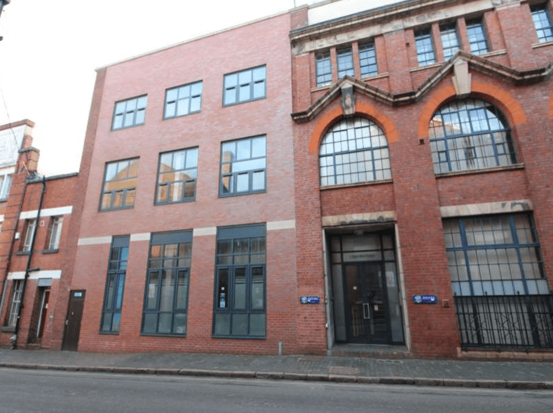 Birmingham Office Space for sale
